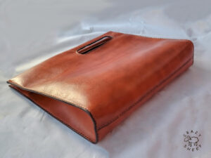 Clutch folder bag