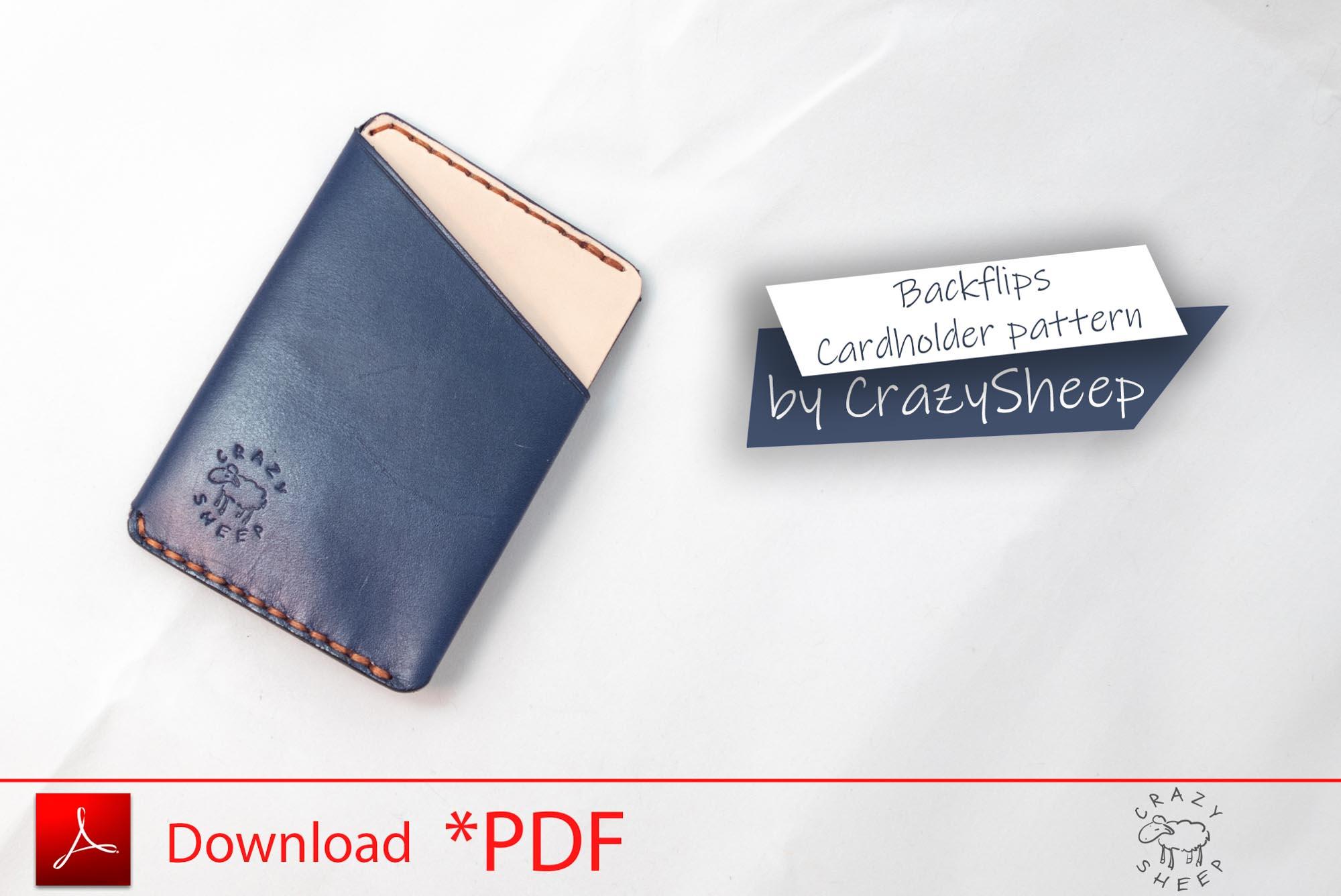 Backflips Cardholder